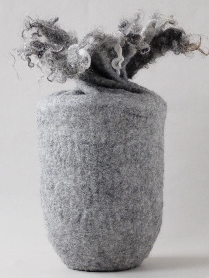 Bio-Urne, Feuerbestattung