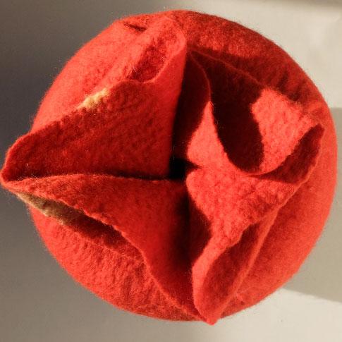 urnenverschluss rot