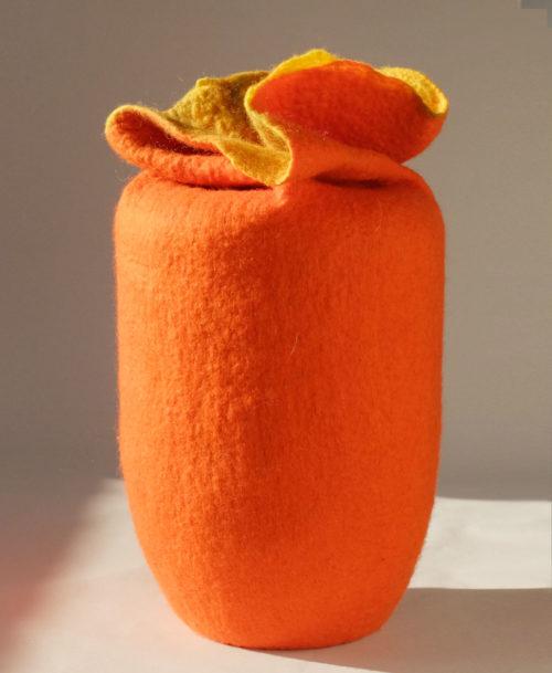 Filzurne orange